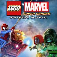 Лего Супергерои Марвел